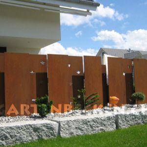 trennwand windschutz holzlager aus stahl stahlholzlager. Black Bedroom Furniture Sets. Home Design Ideas